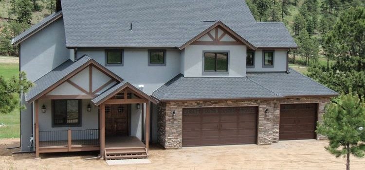 Custom Home – Pine CO